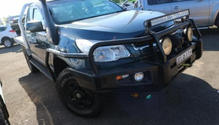 2015  Holden Colorado Ls Cab Chassis Space Cab