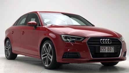 2017  Audi A3Sedan