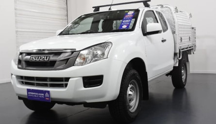 2016 ISUZU D-MAX SX Utility Crew Cab