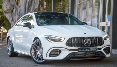 2020  Mercedes-Benz CLA-Class Cla45 Amg S Coupe