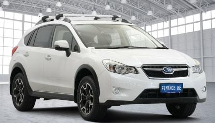 2012 Subaru XV 2.0i-S Wagon