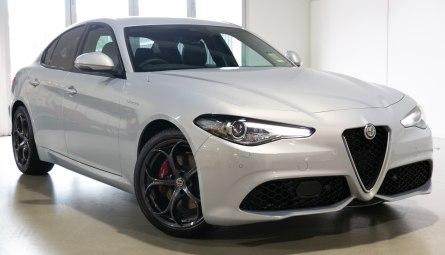 2020  Alfa Romeo Giulia Veloce Sedan