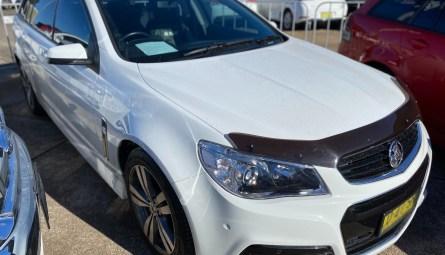 2015  Holden Commodore Sv6 Sportwagon