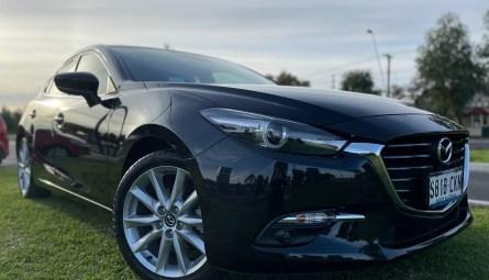 2017  Mazda 3 Sp25 Gt Hatchback