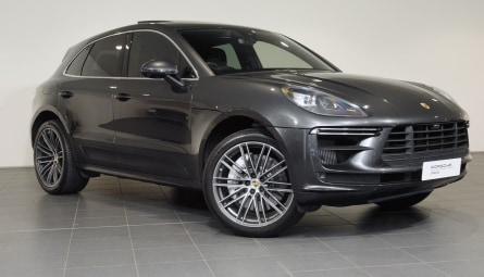 2020 Porsche Macan Turbo Wagon