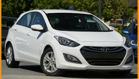 2013 Hyundai i30 Trophy Hatchback