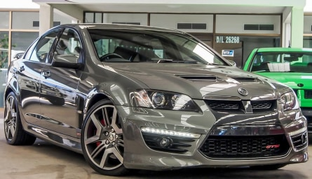 2011 Holden Special Vehicles GTSSedan