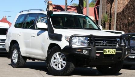 2007  Toyota Landcruiser Sahara Wagon