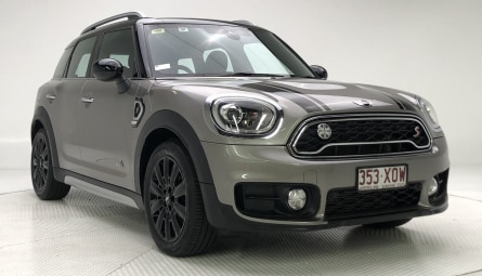2017 Mini Countryman Cooper SD Wagon