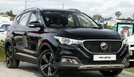 2020  MG ZS Excite Wagon
