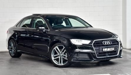 2019  Audi A3 35 Tfsi Sedan