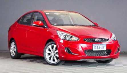 2019  Hyundai Accent Sport Sedan