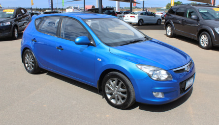 2011 Hyundai i30 Trophy Hatchback