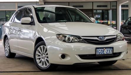 2011 Subaru Impreza R Sedan