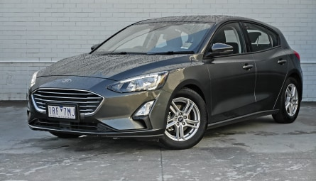 2019 Ford Focus Trend Hatchback