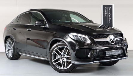 2018  Mercedes-Benz GLE-Class Gle350 D Coupe