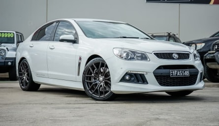 2013  Holden Special Vehicles Senator Signature Sedan