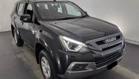 2018 Isuzu MU-X LS-M Wagon