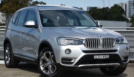 2015  BMW X3 Xdrive20d Wagon