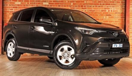 2015 Toyota RAV4 GX Wagon