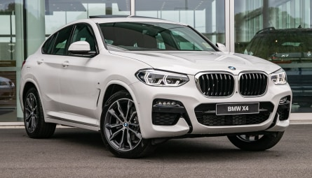 2020  BMW X4 Xdrive20i M Sport Coupe