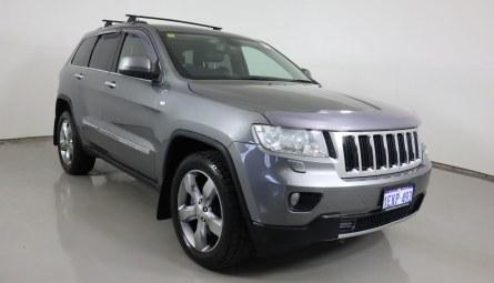 2011  Jeep Grand Cherokee Limited Wagon