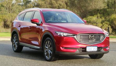 2020  Mazda CX-8 Asaki Wagon