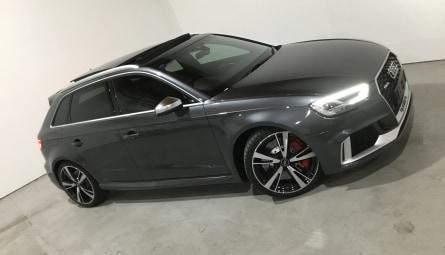 2017  Audi RS3Sportback