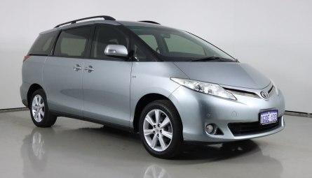 2010  Toyota Tarago Glx Wagon