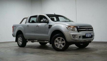 2014  Ford Ranger Xlt Utility Double Cab