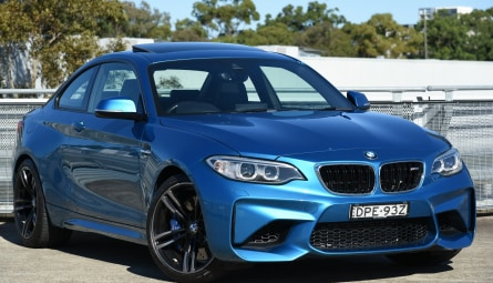 2017 BMW M2Coupe