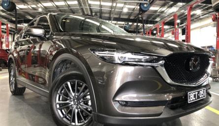 2019  Mazda CX-5 Maxx Sport Wagon