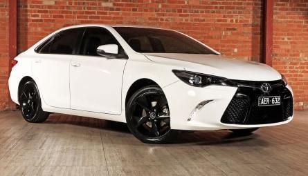 2015  Toyota Camry Atara Sx Sedan