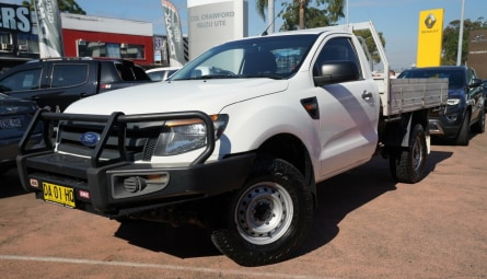 2014 Ford Ranger XL Cab Chassis Single Cab