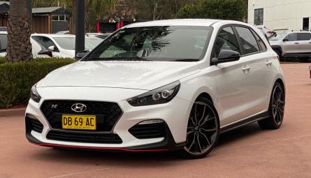 2019  Hyundai i30 N Performance Hatchback