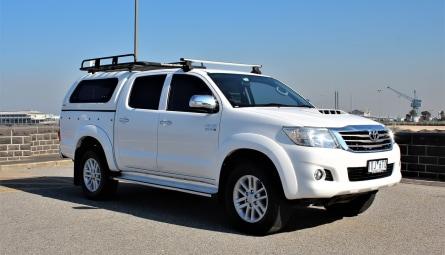 2014  Toyota Hilux Sr5 Utility Double Cab
