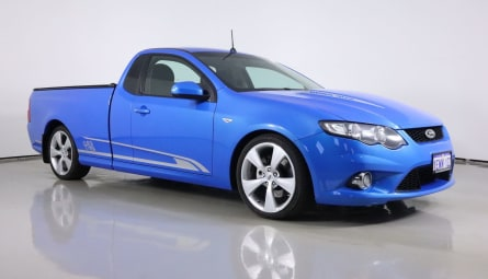 2009  FPV GS 302 Utility Extended Cab