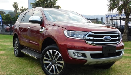 2020 Ford Everest Titanium Wagon