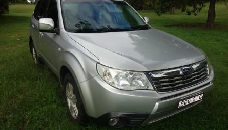 2008 Subaru Forester XS Wagon