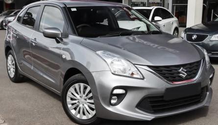 2021  Suzuki Baleno Gl Hatchback