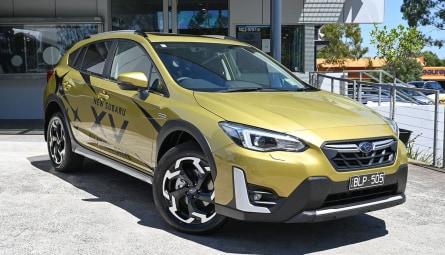 2020 Subaru XV Hybrid S Wagon