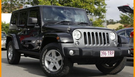 2013  Jeep Wrangler Unlimited Freedom Softtop