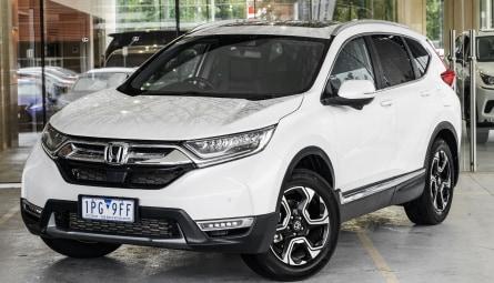 2019 Honda CR-V VTi-LX Wagon