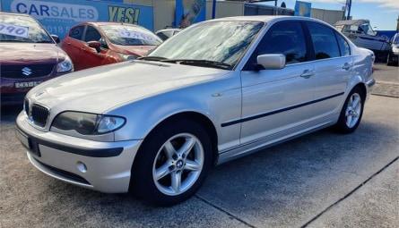 2002 BMW 3 320i Sedan