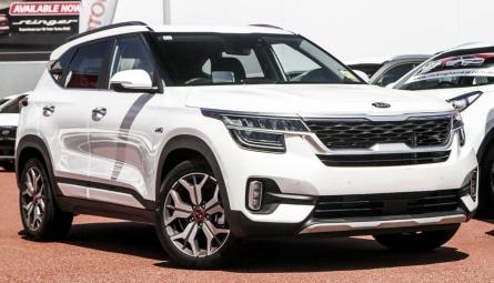 2020 Kia Seltos GT-Line Wagon