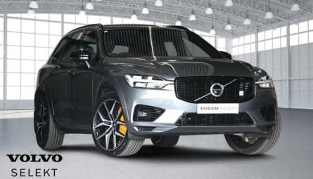 2020  Volvo XC60 T8 Polestar Wagon