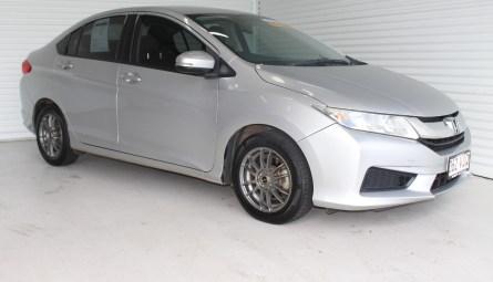 2016  Honda City Vti Sedan