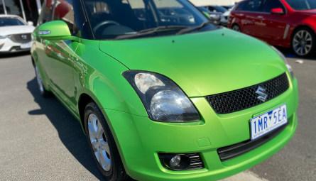 2010 Suzuki Swift RE4 Hatchback