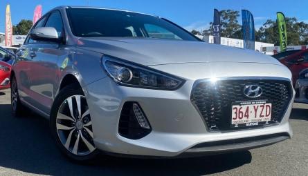 2017  Hyundai i30 Active Hatchback