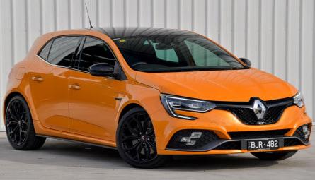 2020 Renault Megane R.S. Sport Hatchback